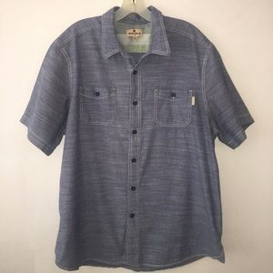Woolrich Oxford Shirt-Men's size XLARGE